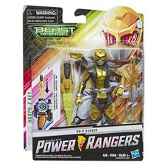 "Power Rangers Beast Morphers Steel Robot Ranger 6/"" Figure Mint in Box"