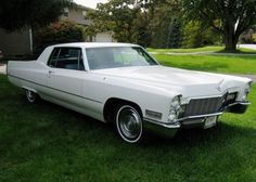 1968 Cadillac Coupe Deville. Maintenance/restoration of old/vintage vehicles: the material for new cogs/casters/gears/pads could be cast polyamide which I (Cast polyamide) can produce. My contact: tatjana.alic@windowslive.com