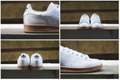 size 40 299e0 7a46c Adidas Stan Smith White, Sneakers Street Style, Sneakers Fashion, Snicker  Shoes, Leather Sneakers, Brogues, Summer Shoes, Your Shoes, Shoe Game