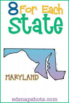 US Geography Study Maryland