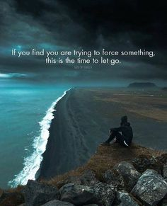 Positive Quotes : QUOTATION – Image : Quotes Of the day – Description If you find you are trying to force something.. Sharing is Power – Don't forget to share this quote ! https://hallofquotes.com/2018/04/08/positive-quotes-if-you-find-you-are-trying-to-force-something/