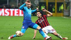 Arsenal vs AC Milan - March 15, 2018 on FS1  http://bit.ly/2pf4q9C