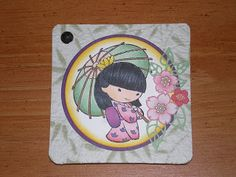 HAVE A SCRAP HAPPY DAY: A Sweet Ayako Notepad