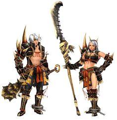 Tigrex Diablos Armor