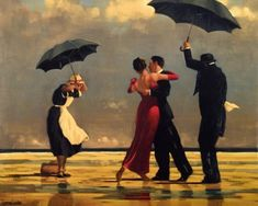 Paintings by Jack Vettriano