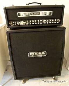 Mesa/Boogie DUAL Rectifier - Road King ll in absolutely amazing condition