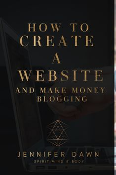 Creating a money making website is something that is on the minds of many entrepreneurs, those looking to either supplement their income or replace their income from their current 9-5. Would you like to know how to create a website and make money blogging? How to make money blogging. What do you need to create a website?#bloggingtips #entrepreneur #smallbusiness Make Money Blogging, Make Money Online, How To Make Money, Business Advice, Online Business, Blog Layout, Blog Topics, Create Website, Business Inspiration