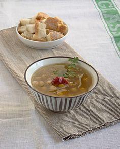 Lablabi - minestra di ceci dalla Tunisia