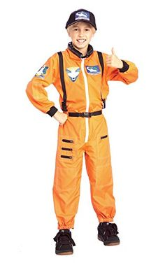 Our Boys Astronaut Costume will be a hit at any party or trick-or-treating adventure. Everyone will rave about this Astronaut which is the perfect costume for any event. The Astronaut costume includes, orange jumpsuit and cap. Boys Astronaut Costume, Astronaut Suit, Toddler Costumes, Boy Costumes, Costume Ideas, Science Costumes, Pirate Costumes, Cute Halloween Costumes, Halloween Kids