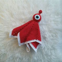 Blipp rymdsnutte (Blipp: the securityblanket from space) Crotchet, Diy And Crafts, Crochet Hats, Knitting, Projects, Space, Children, Fashion Styles, Knitting Hats