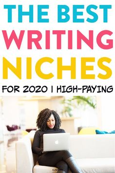Want a freelance writing job and be able to work from home? Get your side hustle on and figure out the best freelance writing niche for you to make money money money. Writing niches for 2020 that pay big bucks Online Writing Jobs, Freelance Writing Jobs, Writing Resources, Writing Tips, Blog Writing, Writing Skills, Make Money Writing, Make Money Blogging, How To Make Money