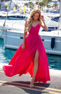 Formal Prom, Formal Wear, Formal Dresses, Wedding Dresses, Homecoming Dresses, Ball Gowns, Couture, Boat Dock, Model