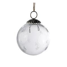 Allison Christmas tree ornament, PB Home