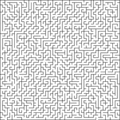 Hard Mazes, Neuroscience, Diy For Kids, Coloring Pages, Writing, Pad, Books, Games, Kids Math