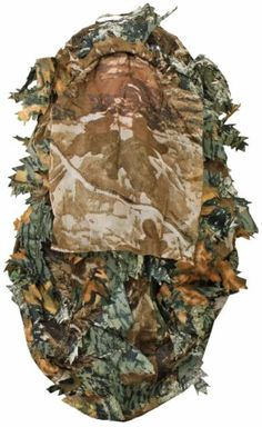 From 4.95 Nitehawk 3d Adults Leaf Camo Camouflage Face Mask