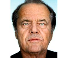 Jack Nicholson  Photographed in 2002 by Martin Schoeller