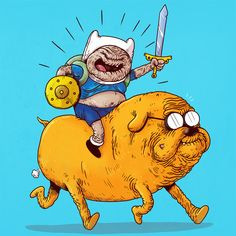 Old Finn & Old Jake