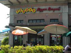 Teddy's Bigger Burger's. The world's best hamburger! Oahu.....gosh I miss this place!