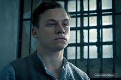 Micheal Gray in prison grays