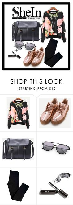 """""""Shein 8/10"""" by zina1002 ❤ liked on Polyvore featuring J Brand and Bobbi Brown Cosmetics"""