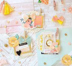 GIFT TAGS by Rebecca Luminarias