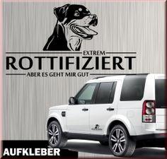 Auto Aufkleber ROTTIFIZIERT INFIZIERT Rottweiler http://www.siviwonder.de/shop/product_info.php?info=p1150_252-Auto-Aufkleber-ROTTIFIZIERT-INFIZIERT.html