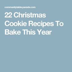 22 Christmas Potluck Recipes That& Earn You Mad Respect Candy Cookies, Holiday Cookies, Christmas Desserts, Sugar Cookies, Christmas Potluck, Christmas Cooking, Merry Christmas, Christmas Gifts, Potluck Recipes