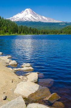 Mt. Hood ~ Oregon ~ The Mt. Hood Scenic Byway is full of classic Oregon scenery.