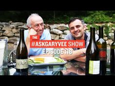 Very emotional episode when Sasha Vaynerchuck and Gary Vaynerchuk talk about family, childhood and wine library. Episode Gary's Dad Joins The Show