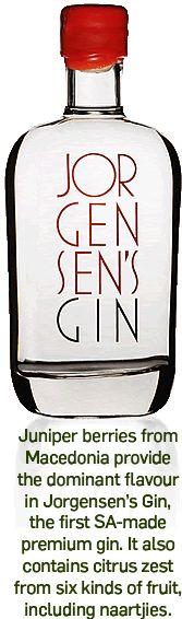 Jorgensen gin