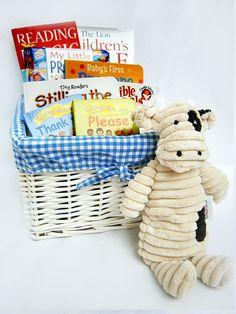 Christening Gift Basket
