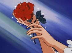 Find images and videos about gif, anime and rose on We Heart It - the app to get lost in what you love. Aesthetic Roses, Aesthetic Images, Red Aesthetic, Aesthetic Anime, Anime Gifs, Sad Anime, Anime Art, Wallpaper Animes, Animes Wallpapers