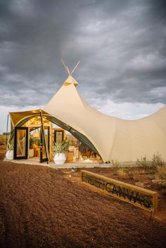 A New Glampsite Just Opened at the Grand Canyon - Tents - Ideas of Tents Vacation Places, Dream Vacations, Vacation Spots, Places To Travel, Travel Destinations, Honeymoon Places, Romantic Vacations, Oh The Places You'll Go, Places To Visit