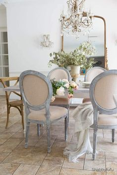 67 ideas painted furniture french country annie sloan for 2019 Country French, French Country Furniture, French Country Kitchens, French Country Bedrooms, Country Farmhouse Decor, Country Interior, Country Blue, French Style, Chalk Paint Colors Furniture