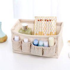 Makeup Cosmetics Jewelry Organizer Clear Acrylic Display New Box Storage HR   eBay