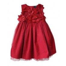 baby Gap Rosette Tulle Dress - Tulle Flower Girl Dresses  http://wearhop.com/special-occasions/girls