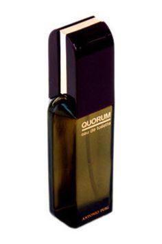 Quorum by Antonio Puig  3.4 oz Eau de Toilette Spray for Men   You Save 59%  Sale $17.48 at Perfume.com