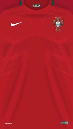 Portugal Home Kit (Winners) Fifa Football 6d60aaca0