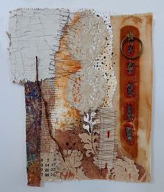 A Mixed Media Journal:  Clare Murray Adams: What's in a Title?