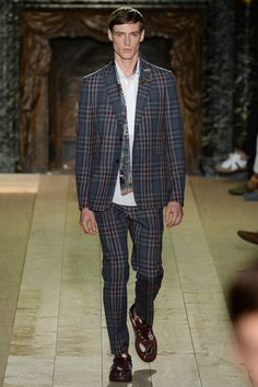 Valentino | Spring 2015 Menswear Collection | Style.com