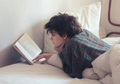 """i sit in my room and read my book. alex was out with lulu so i had the house to myself. i hear the doorbell ring and sigh. i stand up and answer the door. """"oh, hey."""" i say. - zander"""