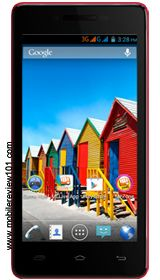 Micromax A74 Canvas Fun Front View