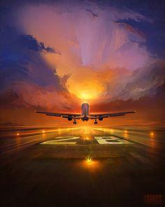 Last Flight by RHADS on deviantART