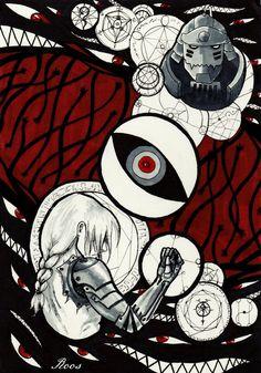 Fullmetal Alchemist Brotherhood by TheCityOfDreams on DeviantArt
