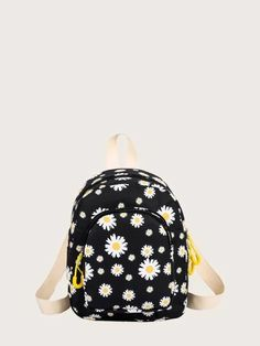 Women's Bags | Crossbody Bags, Backpacks & More | ROMWE USA Trendy Backpacks, School Backpacks, Floral Backpack, Black Backpack, Animal Print Backpacks, Best Designer Bags, Chain Crossbody Bag, Cheap Bags, Cute Bags