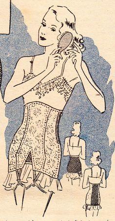 World War 2  French Glamour