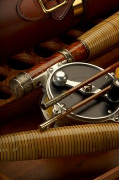 Habegäret är TOTALT!! http://oysterbamboo.com/bamboo-fly-rods-picture-gallery.html