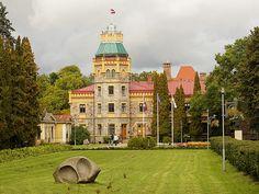 Castles & Caves; Sigulda, Latvia