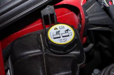 Do you drive a Volvo? You should be checking your engine coolant every week. Here is what to look for under the bonnet