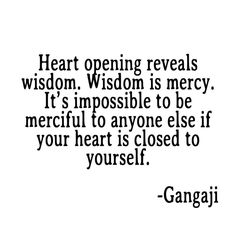 Truer than true. Channeling the wise words of #Gangaji #crafturday